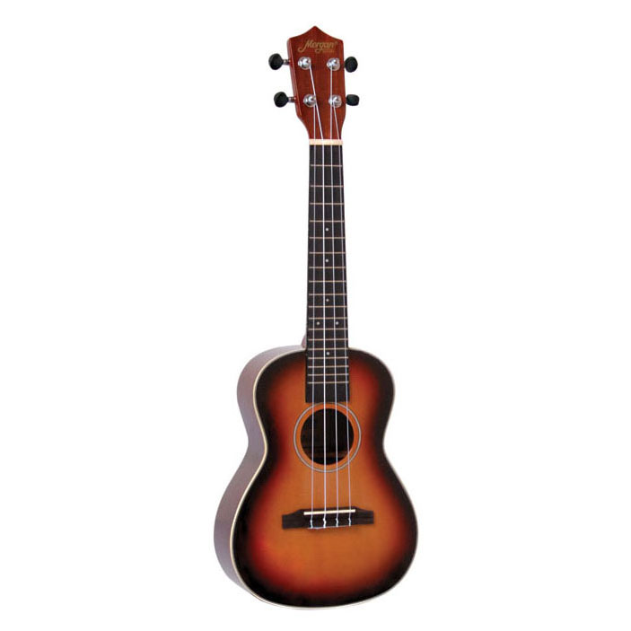 Morgan UK-200-C Concert Ukelele Sunburst