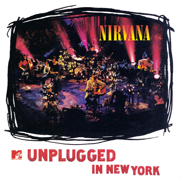 Nirvana - Mtv Unplugged In New York