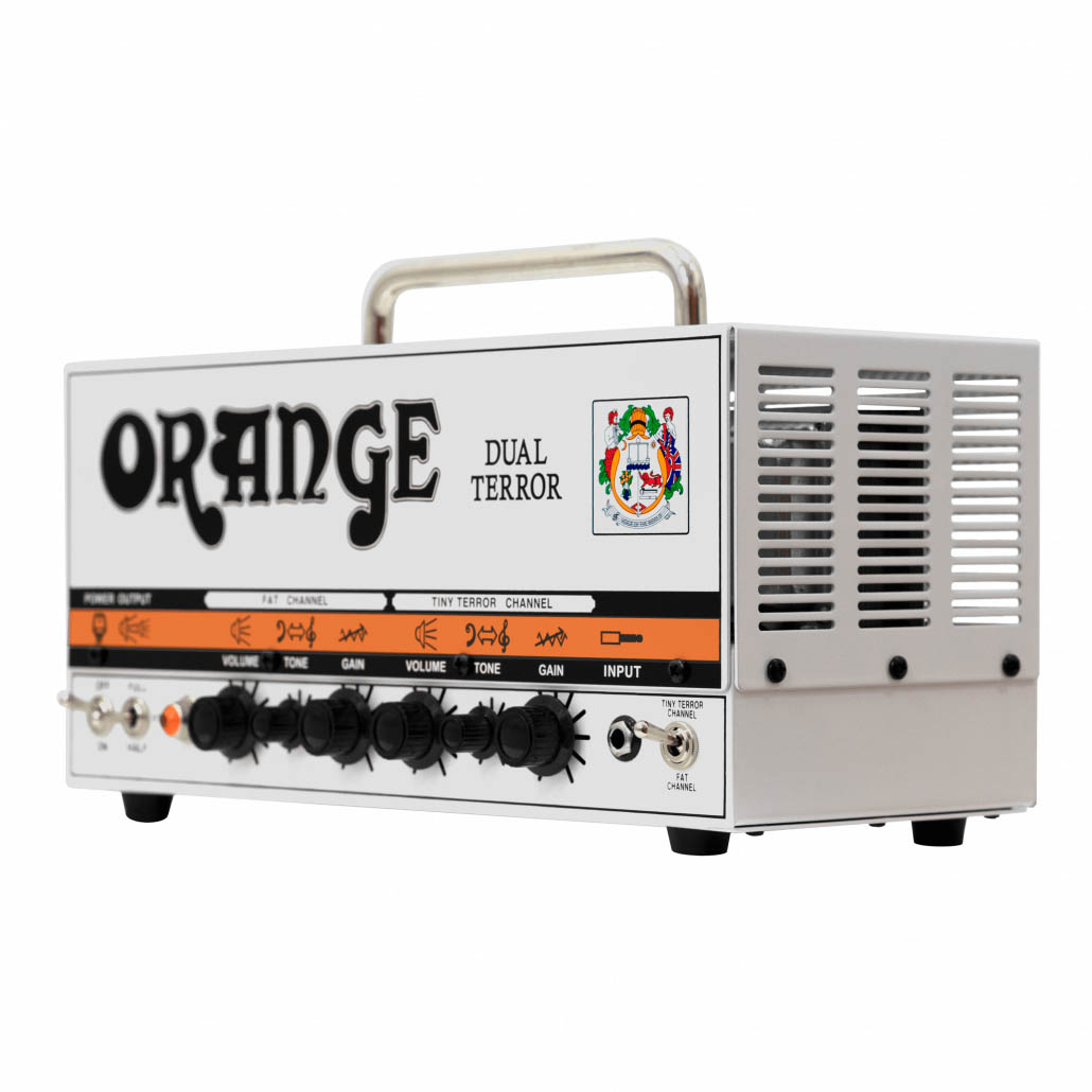 Orange Dual Terror Guitar Amplifier Head