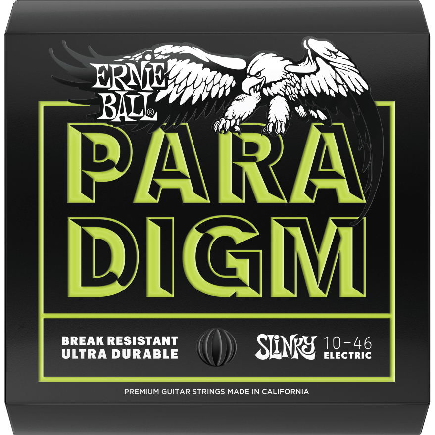 Ernie Ball 2021 Paradigm Electric Guitar Strings 10-46
