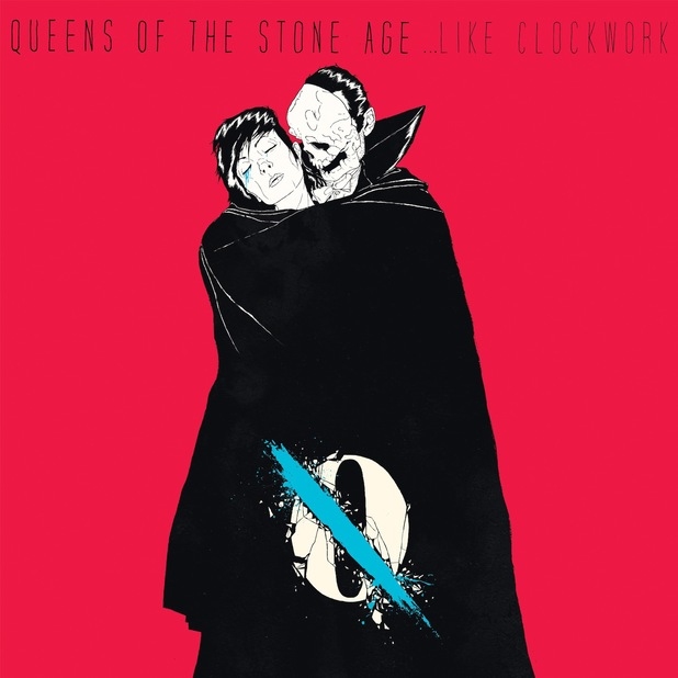 Queens Of The Stone Age - Like Clockwork 2LP