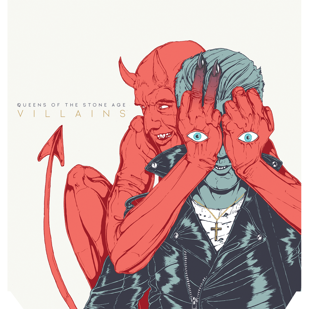 Queens Of The Stone Age - Villains (Deluxe 2LP)