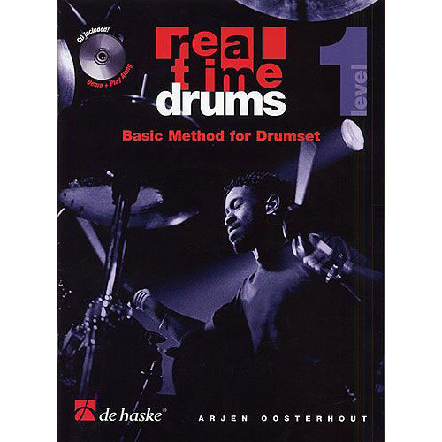 Real Time Drums 1 + CD