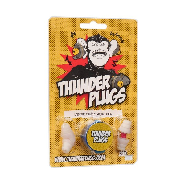 Safe Ears ThunderPlugs Ear Plugs