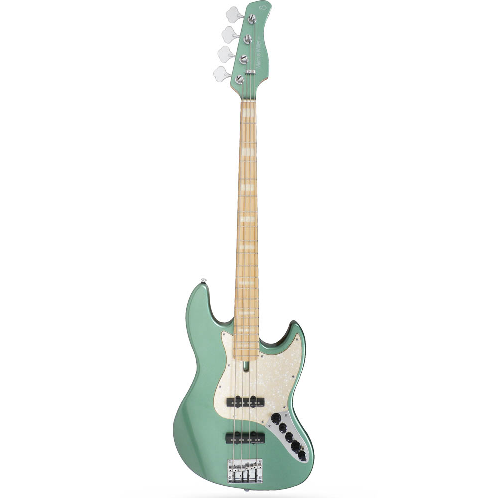 Sire Marcus Miller V7 2nd Gen Swamp Ash Sherwood Green