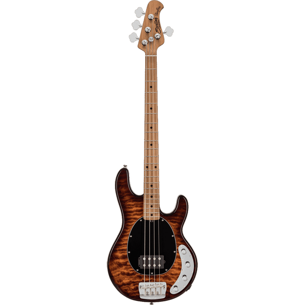 Sterling By Musicman RAY34QM Island Burst