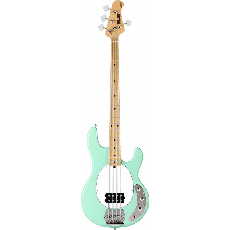 Sterling By Musicman S.U.B Ray4 Mint Green