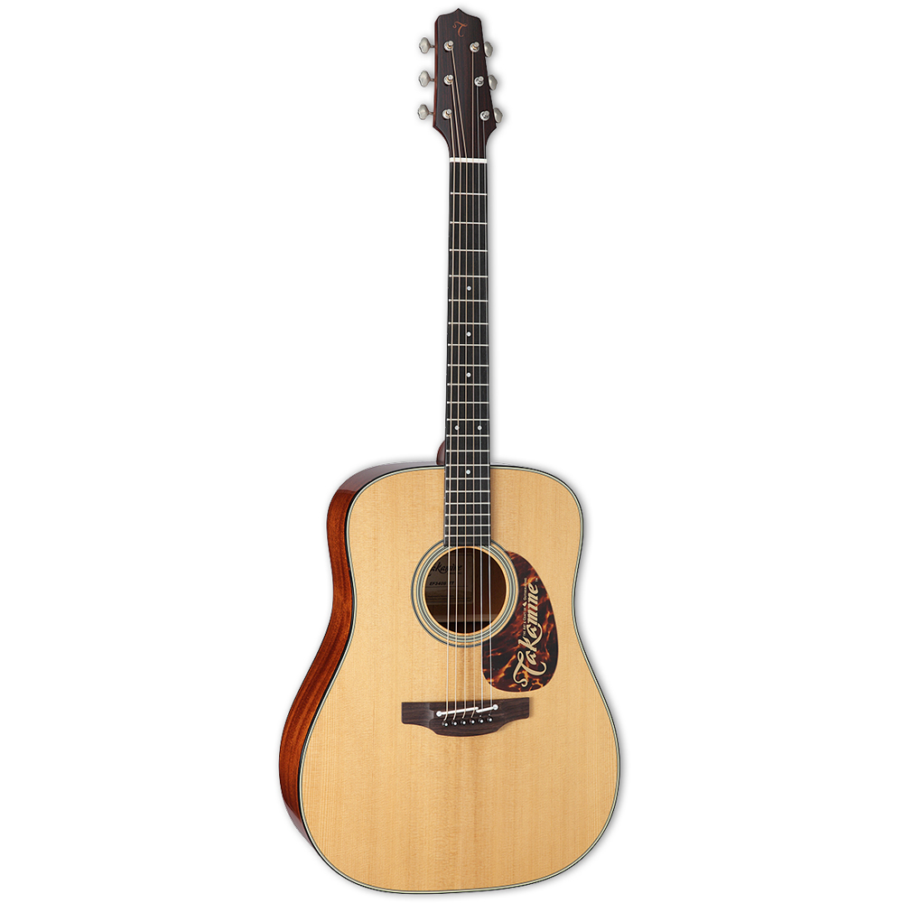 Takamine EF340S-TT Dreadnought Elec/Acoustic Guitar