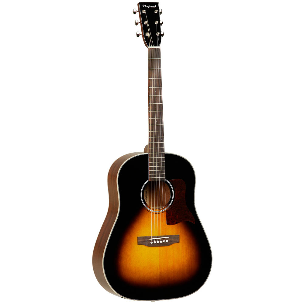 Tanglewood TW40 SD VS E  Slope Shoulder Acoustic Guitar