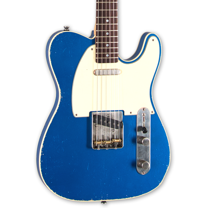 Maybach Teleman Custom Shop 61 Lake Placid Blue