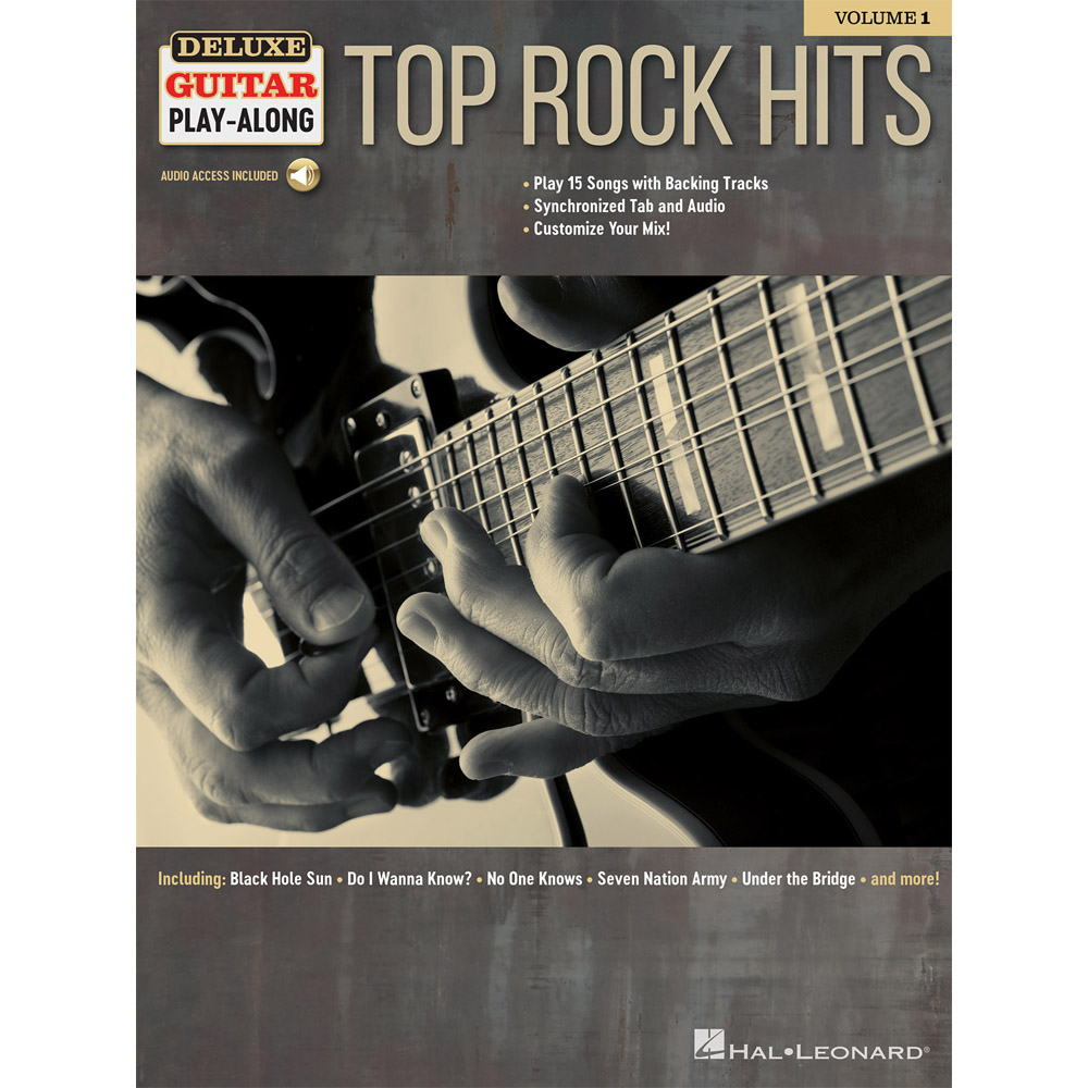 Top Rock Hits (Audio Online)