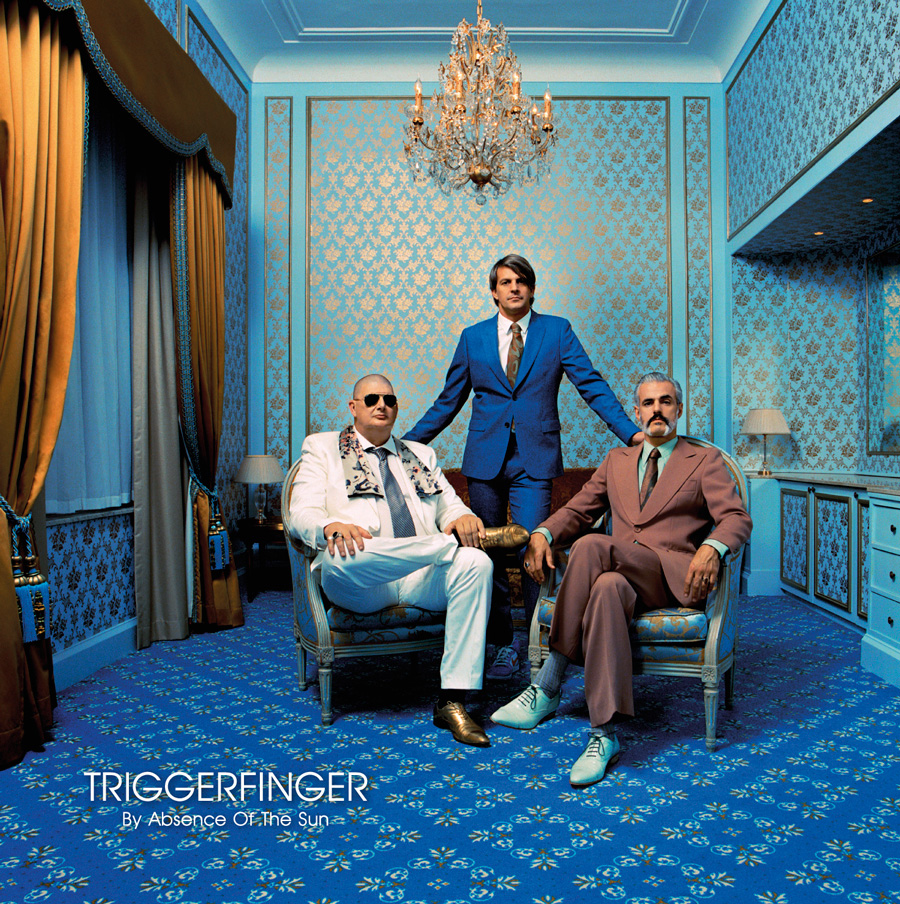 Triggerfinger - By Absence Of The Sun 2LP+CD